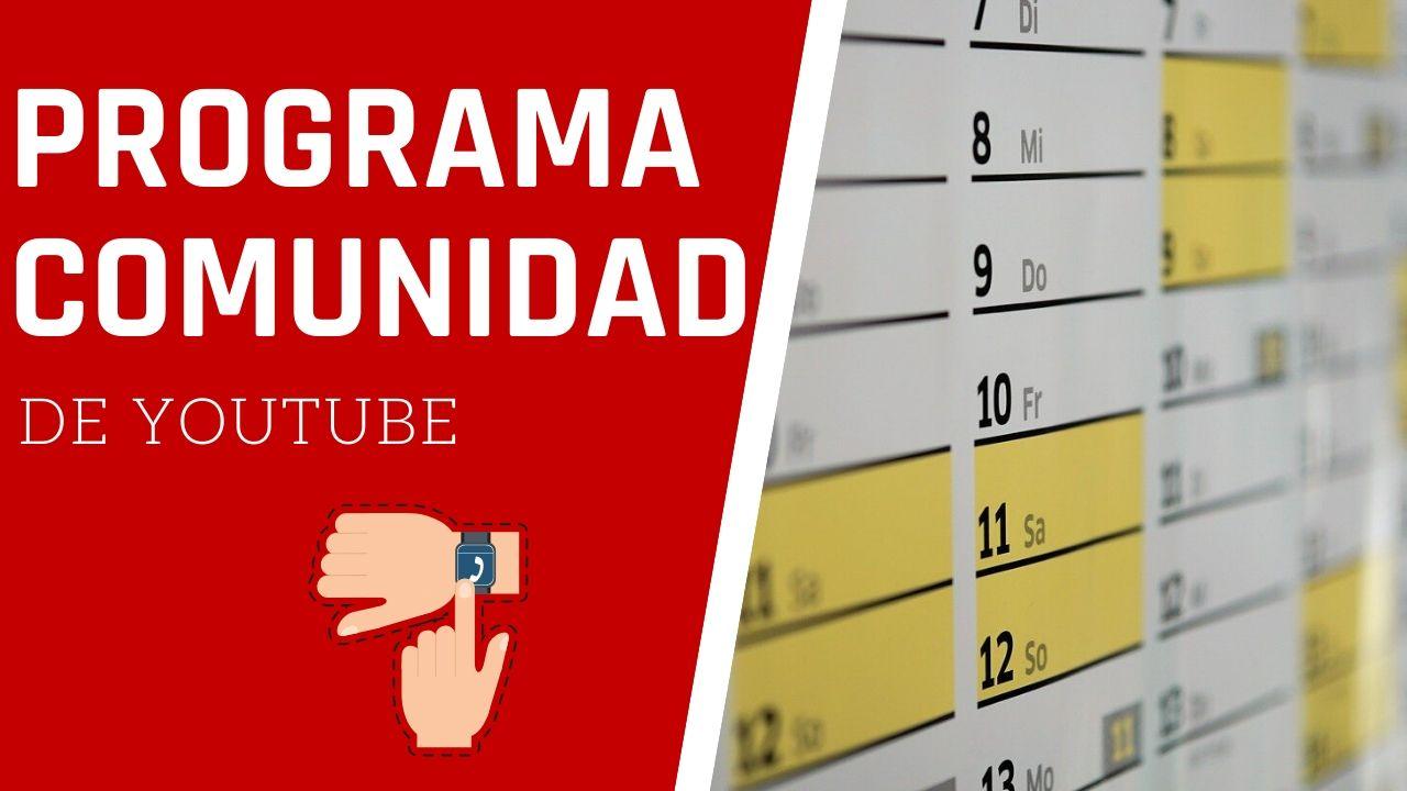 Cómo Programar Publicaciones en la Pestaña de Comunidad de YouTube
