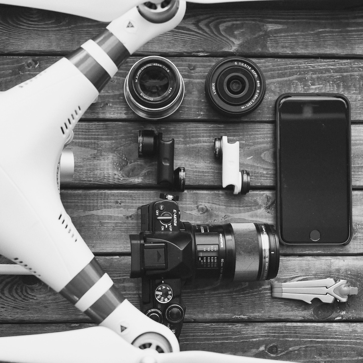 Ideas y Gadgets Para YouTubers